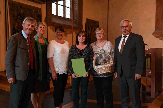 Preisträger vom LPV Sächsische Schweiz- Osterzgebirge